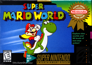 Super Mario World Smwbox
